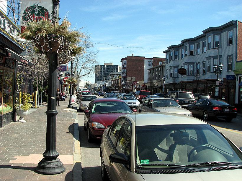 Providence RI Atwells Avenue