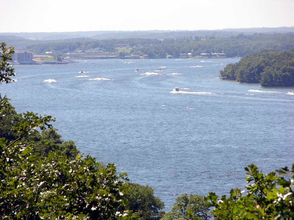 More views of the Lake of the Ozarks