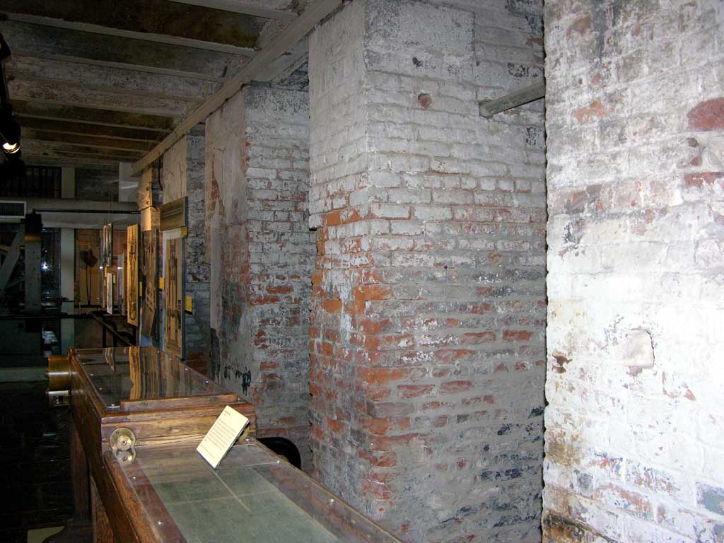 Inside the Old United States Mint