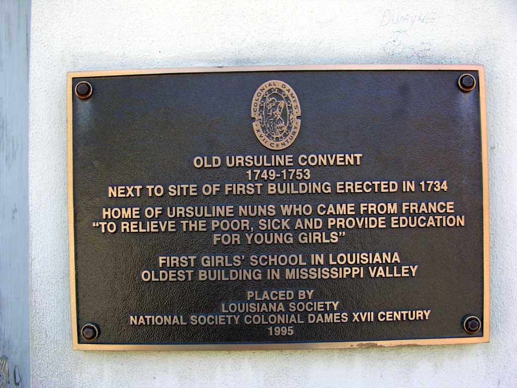 The Old Ursuline Convent