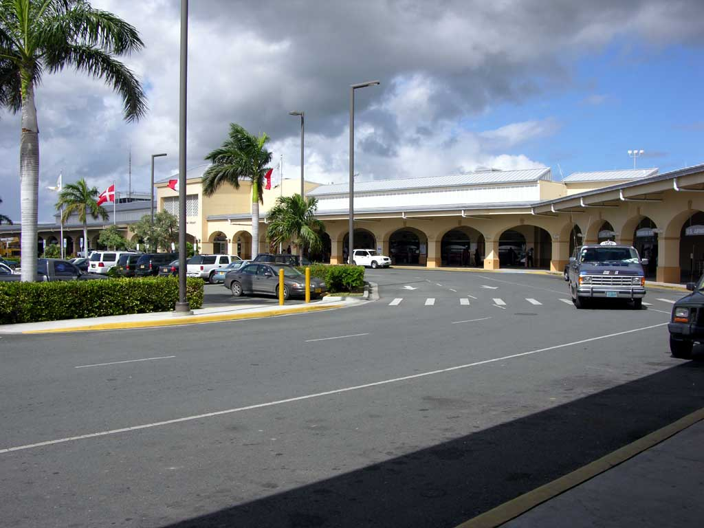 Columbus Airport Car Rental >> St.Croix, US Virgin Islands | December 22 2004