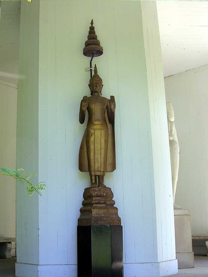 Allerton Park Siamese Buddhas