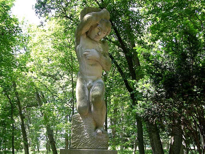 Allerton Park Primitive Men