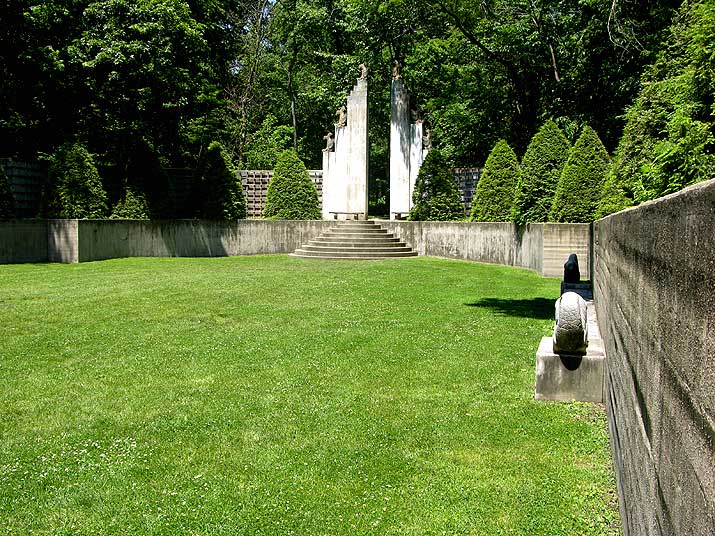 Allerton Park Sunken Garden