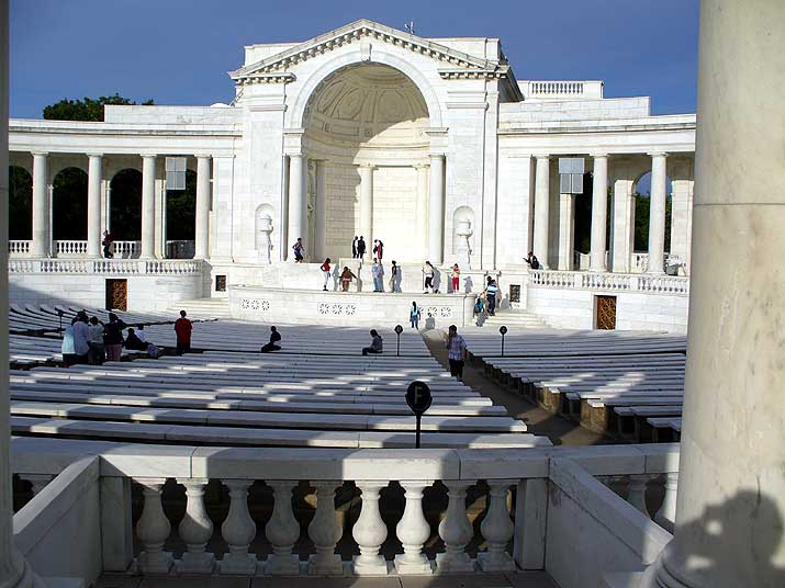 Arlington National Cemetary Memorial Amphitheater