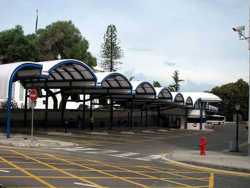 bermuda bus station