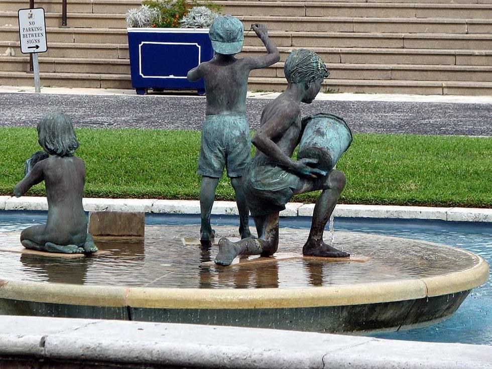 sculpture in bermuda