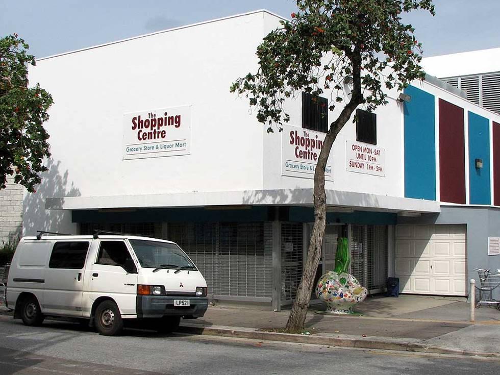 bermuda shopping centreshopping centre