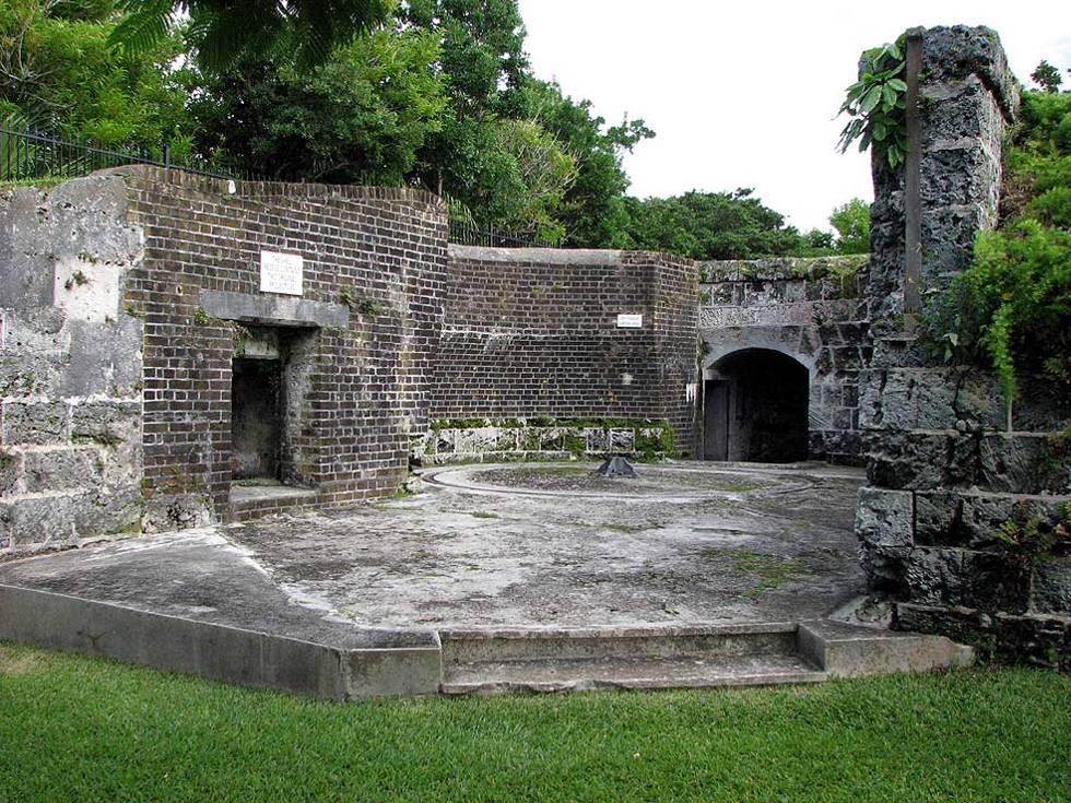 Bermuda Fort Hamilton