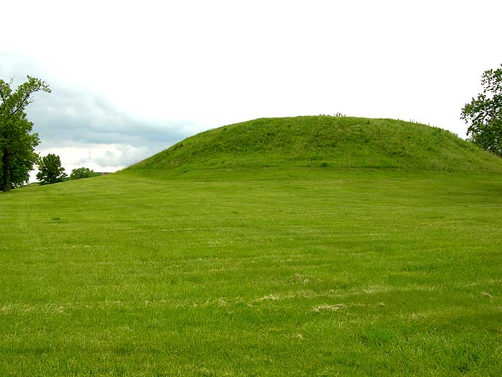 Cahokia Mounds Fox Mound