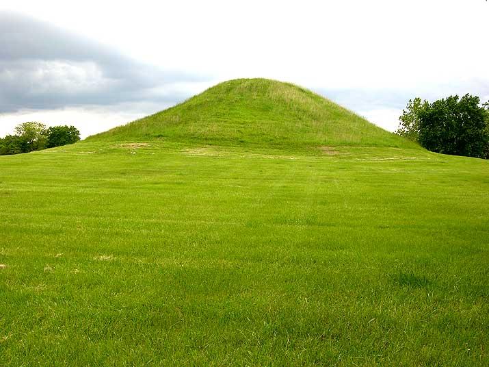 Cahokia Mounds Roundtop Mound