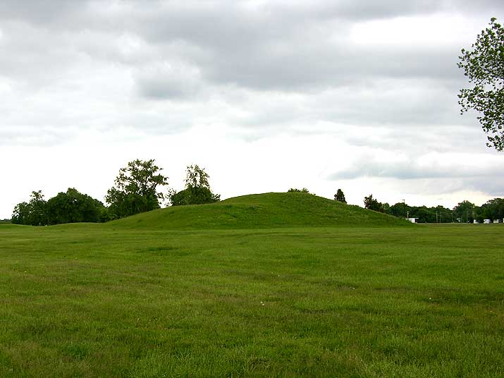 Cahokia Mounds Mound 55
